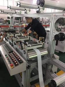 China Five Locations Automatic Lamination Machine / Laminating Machine CE Approval on sale