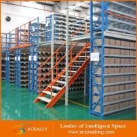 Warehouse Mezzanine Storage Floor Rack