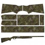 Gun Skins Hunting Shooting Rest SHOTGUN SKIN Rapid Wraps Shotgun Wrap