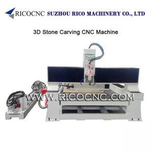 China 3d Stone Carving Machine, 3d Stone Cnc Router, 3d Marble Cutting Machine,3 Axis Stone Cnc Router, Stone Carving Machine on sale