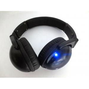 China Active Noise Cancellation Stereo Headphones with Rechargeable Battery on sale