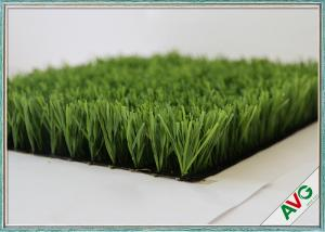 China 14500 DTEX Sports Soccer Artificial Grass Durability With 8 Years Warranty on sale