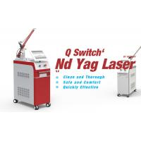 2017 Newest ND Yag Laser Beauty Equipment Laser Tattoo Removal Machine For Pigment Removal