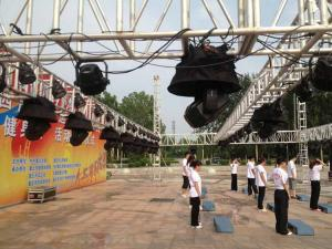 China exhibition stage roof truss system on sale