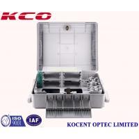 Outside GPON FTTH Fiber Optic 1*64 Splitter FDB Box Water proof KCO - FDB -48