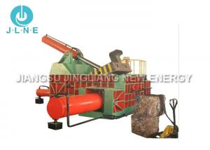 China Hot Sale Metal Recycle Large Output Hydraulic Scrap Baling Press on sale