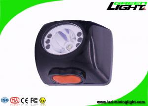 China Underground Coal Mining Lights Portable Dust - Proof 4.5 Ah Battery Capacity on sale