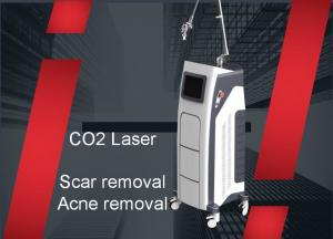 China 10600nm Skin Peeling Scar Removal Co2 Laser Machine for Vaginal Tightening , Skin Care on sale