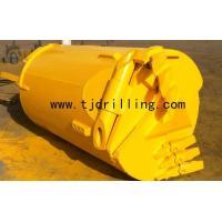 Double cut SOIL BUCKET 800MMDIA-130*130MM match soilmec bauer rotary drill rig piling