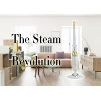 Green Furniture Steam Cleaner Mop , Laminate Floor Steam Mop And Cleaner Kill All Germs