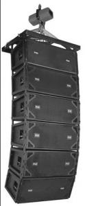 China Line Array Series Dual 12 Inch 3 Way Audio Speakers on sale