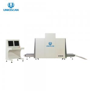 China SF100100 Security X Ray Scanner , Baggage Screening Equipment 2 Years Warranty on sale