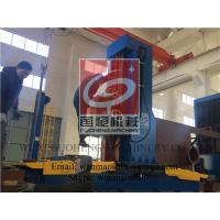 High Frequency H-beam Production Line / End Face Milling Machine