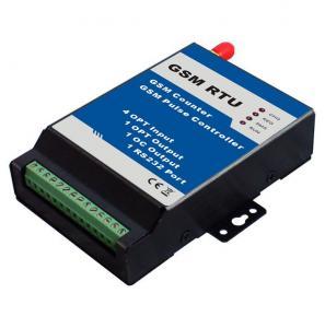 China GSM RTU, GSM Telemetry, Remote Controller (4I/2O/1AD/RS232 Ports) (RTU5000) on sale