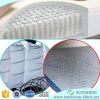2018 popular good product for  100%pp/polypropylene non-woven fabric Furniture,Mattress,Sofa,Bedding,Upholstery