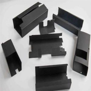 China Die Cut Black Flexible Polycarbonate Sheet Film For Packing Purpose on sale