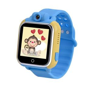 China 3G GW1000 Child Locator Watch Wearable Gps Tracking Device With Front Facing Camera on sale