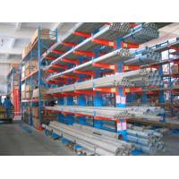 China Galvanized 2m Arm Cantilever Storage Racks , Selective Pallet Racking Systems on sale