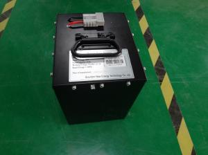 China High Rate Discharge Lithium Motorcycle Battery NCM 60V 25Ah With AIAR Certificate on sale