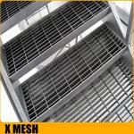 32x5 lourd a galvanisé les prix discordants en acier en matériaux de construction en métal