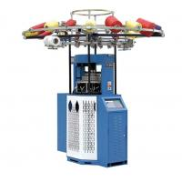 China Intelligent Body Size Circular Knitting Machine 2.2KW On Time Dust Removing on sale