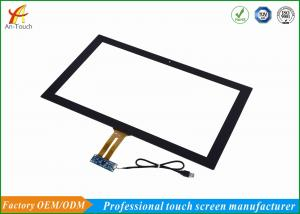 China Fast Response Capacitive Touch Screen Oem 23.6 Inch , 524.72*296.4mm Active Area on sale