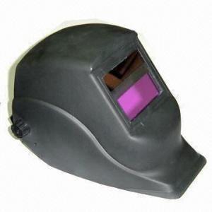 China Auto-darkening Welding Helmet with Built-in Sensitivity Controller on sale