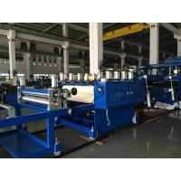 China PVC PET Corrugated Wave Roof Tile Sheet Extrusion Machine Width 850-1050mm on sale