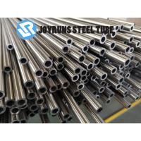 China JIS3445 Heat Exchanger Steel Tube STKM13A Precision Cold Drawn Seamless Stainless Steel Tube on sale