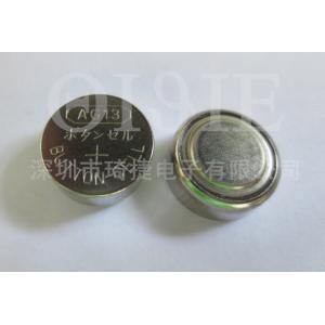 China Batterie alcaline de cellules de bouton d'AG13/LR44 1.5V on sale