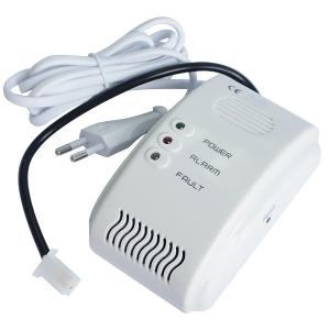 China Network Nature / Butane / Methane Gas Detector Alarm For Kitchen on sale