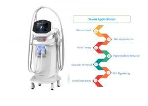 China Home Ipl Laser Permanent Hair Removal Machine  White Skin Rejuvenation on sale