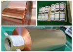 10um Lithium Battery Copper Foil Roll, RA Double Shiny Thin Copper Foil
