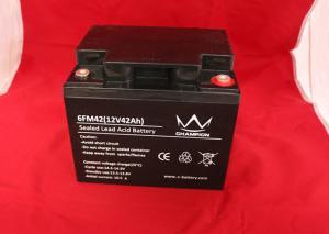 China 13.5 Kg Safe UPS Lead Acid Battery Communication Systems And Motivity Field on sale