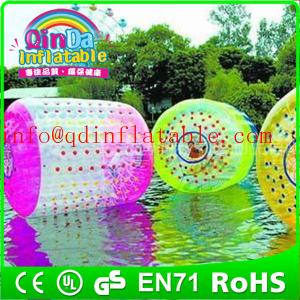 China Inflatable walking water roller for Water Toy Equipment or Grassland Sports on sale