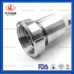 Stainless Steel 316L Quick Connect Series 14MPHR  Food Grade Hose Fittings