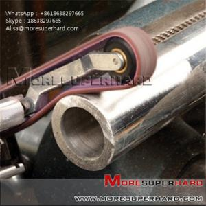 China Flexible Diamond Abrasive Tool Sanding Belt  Alisa@moresuperhard.com on sale