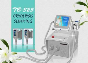 Quality Touch Screen With 2 Inch Handle Screen Portable Cryolipolysis Body Slimming Machine for sale