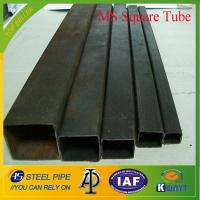 China Mild Carbon Steel Square Tube ,Q235 carbon erw square tubing on sale