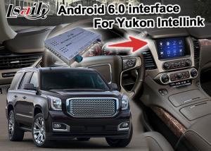 China Android 6.0 Car Navigation Box Video Interface Box WIFI BT For GMC Yukon Etc on sale