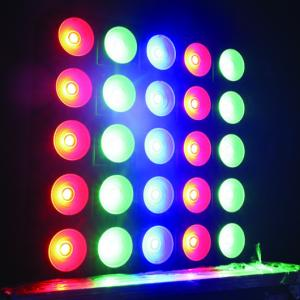 China Promotional 25pcs x 30W Led wash Blinder Matrix Disco stage Light For Stage Wedding on sale