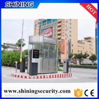 universal remote control parking boom barrier gates with  125khz rfid reader