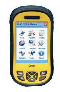 China 3.7 Inch Anti-interference Waterproof & Dustproof GPS Handheld Device on sale