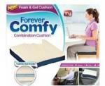 De gel de coussin de mémoire de mousse de coussin coussin confortable de voiture de protection de glace de mémoire pour toujours comme vu à la TV