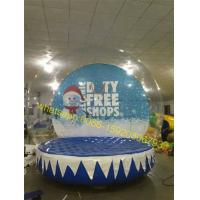 sphere ball , snow globe inflatable for sale