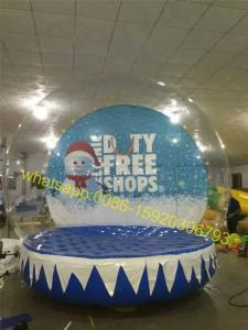 China sphere ball , snow globe inflatable for sale on sale