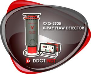 China portable x-ray flaw detector(NDT) XXQ-3505 Glass tube directional on sale