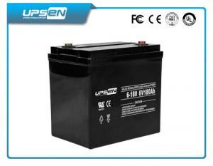 China 2V 6V 12V 48Vdc Rechargeable Sealed Lead Acid Battery on sale