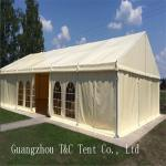 Outdoor Waterproof Canopy Tent UV Resistant For 200 People Gathering Event