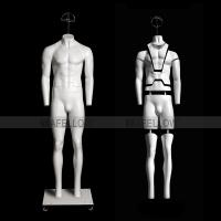 China Wholesale full body no head invisible male ghost mannequin on sale